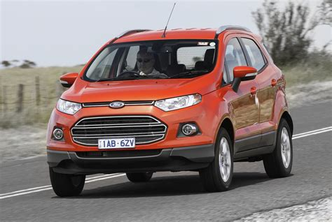 Ford EcoSport: pricing and specifications - Photos (1 of 8)