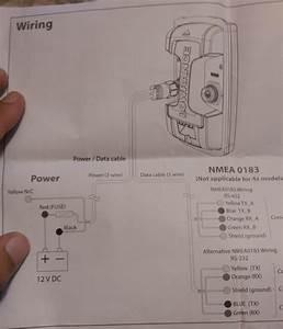 Eagle Depth Finder Wiring Diagram