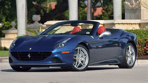 Sorry, there are currently no ferrari california tour de france blue vehicles available. 2018 Ferrari California T 70th Anniversary Edition   S96   Monterey 2018