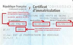 Aide Pour Remplir Certificat D Immatriculation : faq certificat de non gage en ligne officiel ~ Gottalentnigeria.com Avis de Voitures