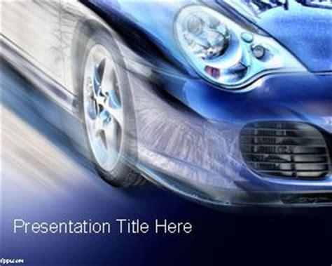 car powerpoint templates
