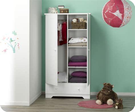 armoires chambres armoire bébé oslo blanche achat vente armoire chambre bébé