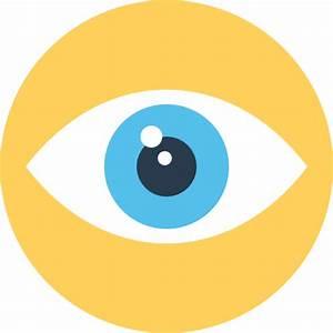 Ojo - Iconos gratis de médico