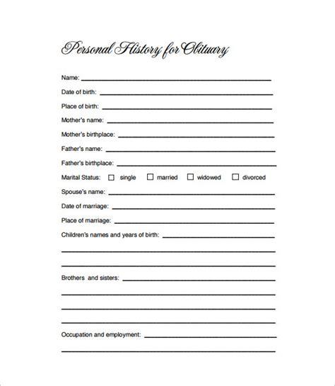 obituary template pdf 51 obituary templates doc pdf psd free premium templates