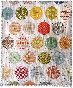 free pattern polka dot quilt by murphy