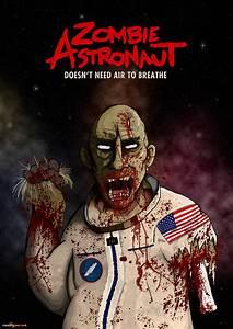 Zombie Astronaut on Behance