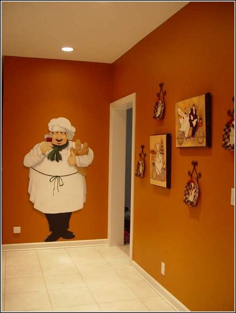chef themed kitchen decor photo 2 kitchen ideas