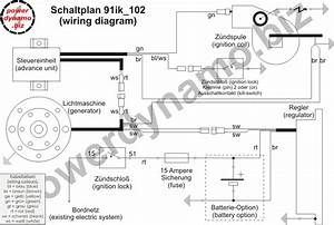 Generator  U0026 Ignition System For Moto Guzzi Stornello