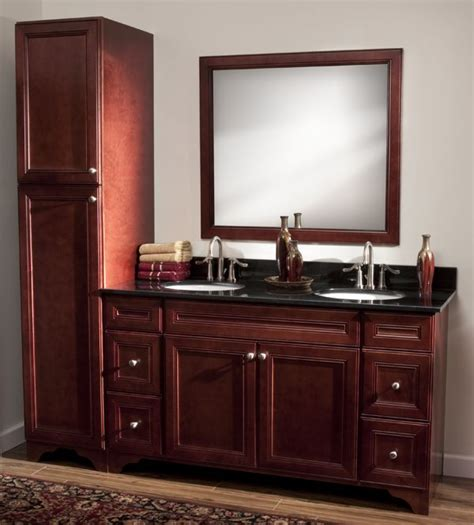 bathroom vanity with tall cabinet double sink vanity with tall cabinet master bed bath