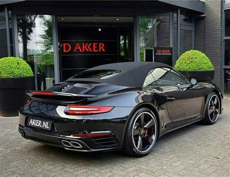 Pin by ray demes on Porsche 911 Cabriolet | Porsche, Porsche 911 cabriolet, Black porsche