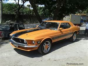 Used Ford MUSTANG | 1969 MUSTANG for sale | Pampanga Ford MUSTANG sales | Ford MUSTANG Price ...