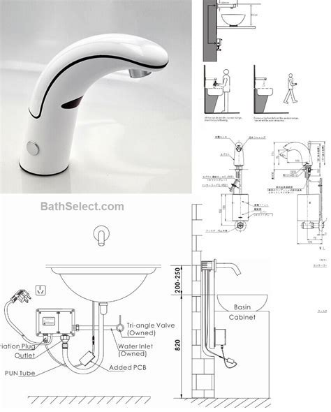 Motion Sensing Water Faucet