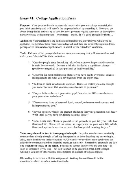 essay on line college admission essays online