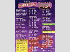 Mardi Gras Parade Schedule 2017 New Orleans Routes Autos