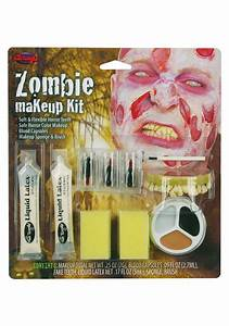 Rubies Costume Co Zombie Makeup Kit Costume  amazoncom
