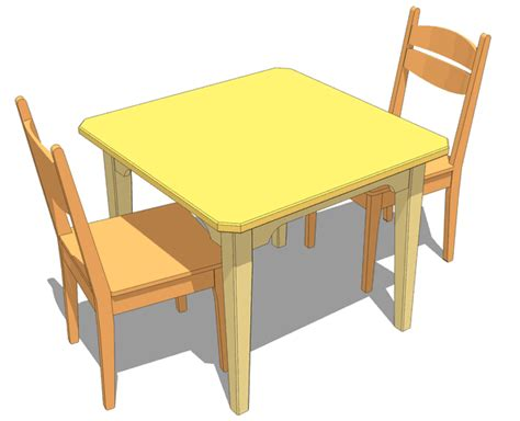 woodworking plans for childrens table and chairs free kitchen table and chair plans