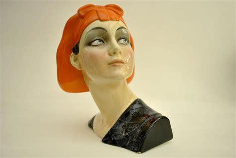 vacchetti giuseppe catalogo deco italian essevi ceramic sardinian bust by