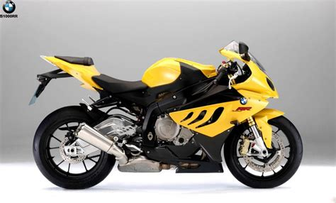 Stylish Yellow Bmw S1000rr Hd Photos Wallpaper