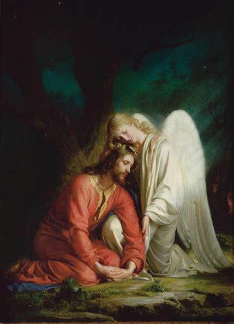 jesus in the garden of gethsemane carl bloch the master s