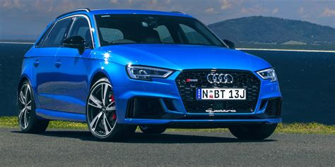 2018 Audi Rs3 Sportback Pricing And Specs  Photos (1 Of 27