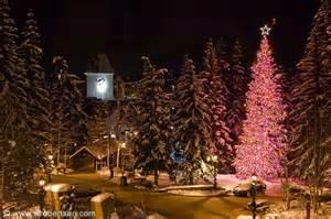 photo of vail christmas lights 1 scott l robertson photography