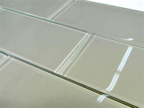 Pebble Glass 3X6 Subway Tile   Glass Tile Home