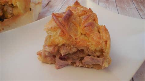 cuisine porc tourte porc pancetta pommes de terre blogs de cuisine