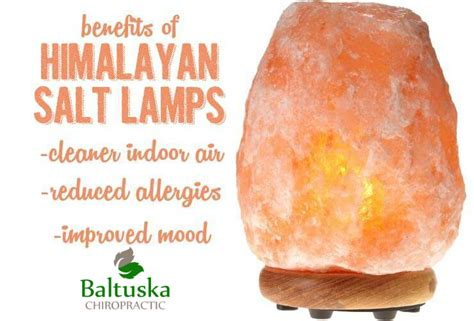 what do himalayan salt ls do himalayan salt ls create negative ions for positive