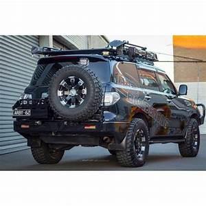Nissan Patrol Y62 Arb