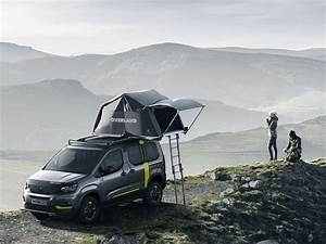 4x4 Peugeot : en images peugeot rifter 4x4 concept gen ve 2018 peugeot rifter 4x4 concept molette de ~ Gottalentnigeria.com Avis de Voitures
