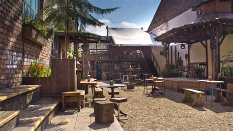 International Beer Garden by The Kazimier Garden Live Music Venue Liverpool The Skinny