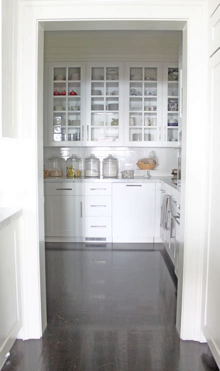 Walk In Pantry  Cottage  Kitchen  Molly Frey Design