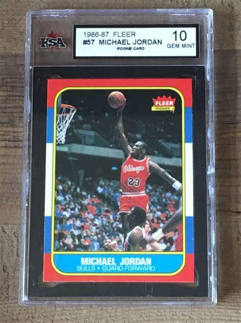 Collection by rookie card 99 • last updated 6 days ago. Vintage Gear: Fleer Michael Jordan Rookie Card - Air Jordans, Release Dates & More ...