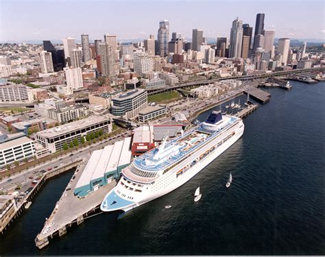 Seattle (Washington) Cruise Ship Schedule | CruiseMapper
