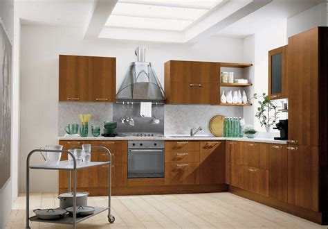 cuisine en blanc cuisine blanc et bois moderne terrasse en bois