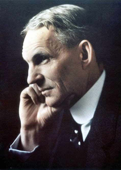 henry ford biography mind philosopher