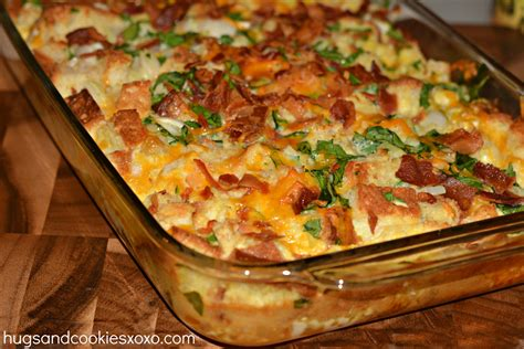 egg casseroles ham and cheese egg casserole recipes dishmaps