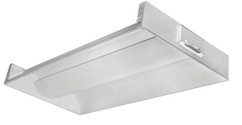 3 l 2 indirect recessed troffer fixture 2x2 lde