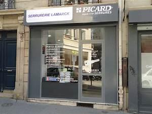 serrurerie lamarck installateur agree picard serrures a With picard serrures paris