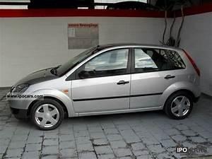 Ford Fiesta 2003 : 2003 ford fiesta 1 4 16v ambiente efh sunroof car photo and specs ~ Medecine-chirurgie-esthetiques.com Avis de Voitures