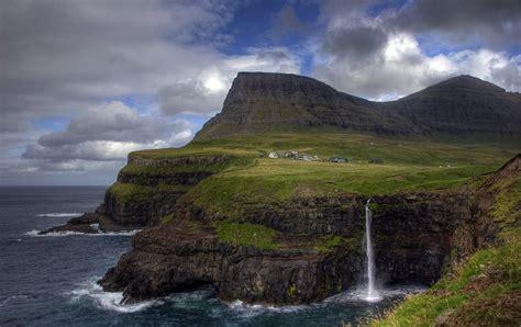 Village Gasadalur Faroe Islands » GagDaily News