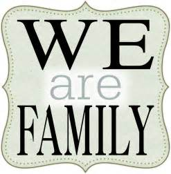 fehr designs we are family word freebie for you enjoy
