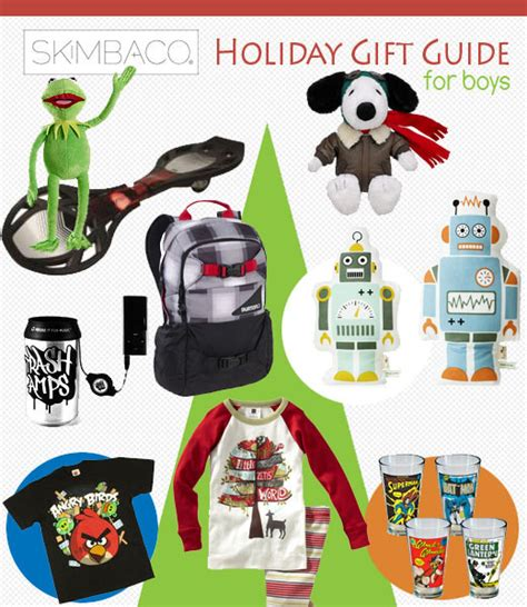 holiday gift guide holiday gifts for boys 2011 skimbaco