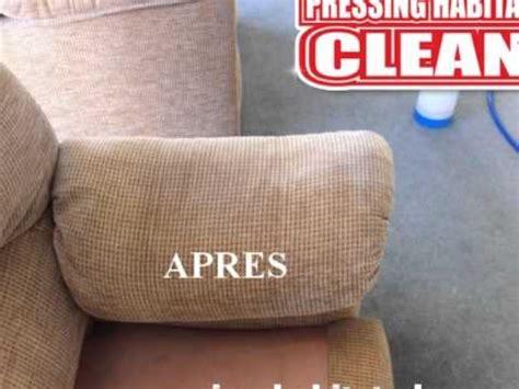 nettoyage et rénovation de fauteuil canapé et chaise