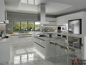 China 2015welbom Modern European High Gloss Kitchen