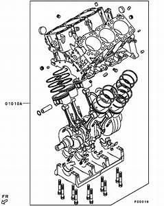 Short Engine Assy For  Triton  Sportero