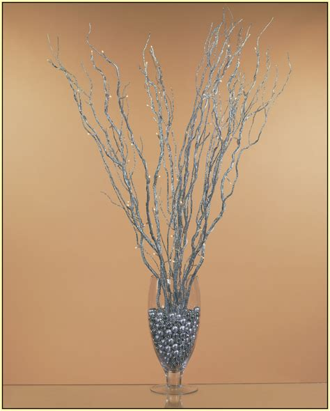Primitive Kitchen Countertop Ideas by Decorative Branches For Vases Home Design Ideas
