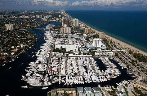 fort lauderdale international boat show  oversea