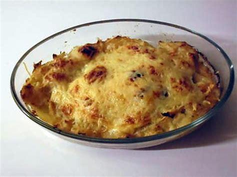 recette de gratin au chou fleur pommes de terre et