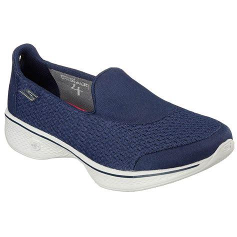 skechers go walk 4 pursuit walking shoes